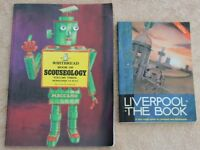 Whitbread book of Scouseology. Liverpool the Book. A very rough guide to Liverpool and Merseyside