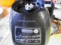 scotts of stow soup maker base unit only