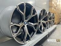 BMW X5 M SPORT STYLE ALLOY WHEELS