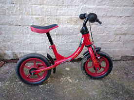 Weeride balance bike - child's first bike