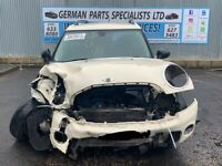MINI COOPER D R55 LCI N47C16 ENGINE, GS6 53DG GEARBOX BREAKING FOR PARTS