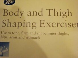 body and thigh shaping exerciser
