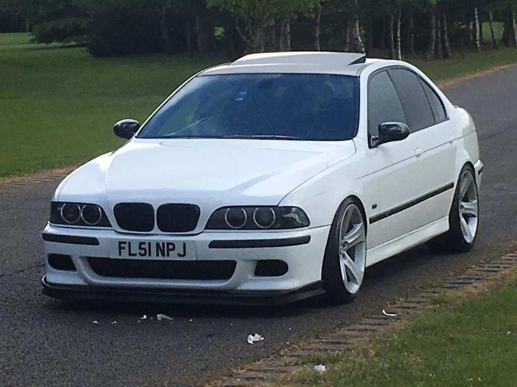 2001 BMW M5 FASTEST M5 IN THE UK 631 BHP SUPERCHARGED OVER £20K ...