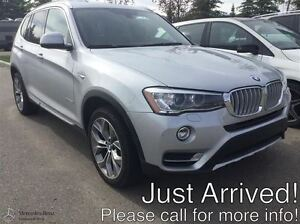 2016 BMW X3 xDrive28i Premium Enhanced Package