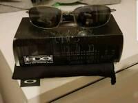 Mens Oakley Blender Chrome Sunglasses