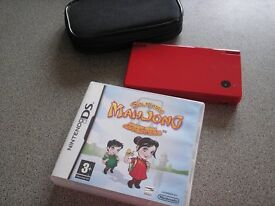 Red Nintendo DSi - MUST SELL- NEED THE MONEY