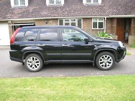 Nissan X Trail Acenta Dci - top of the range
