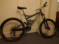 Specialized Enduro Pro w/ upgrades