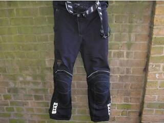Rukka armacor gortex motor bike trousers