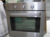 Zanussi single elecric oven - used