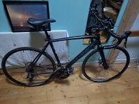 Ridgeback Advance 7.0 Road Bike- 56cm frame.
