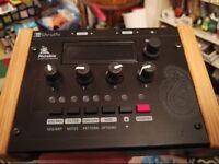 Mutable Instruments Shruthi analogue digital hybrid synthesiser, as new