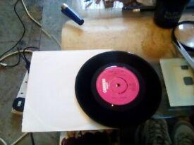 7inch Sheila B. Devotion - Singin in the Rain part 1. Vinyl record.