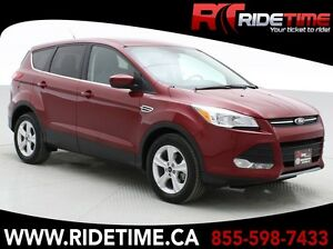 2016 Ford Escape SE - Only 8221 KMs! Heated Seats and Backup Cam