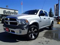 2015 Ram 1500 ST/SXT-Lift KIT AND BIG Tires AND Rims Added