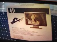 New HP Monitor. Brand New boxed. Collect today cheap