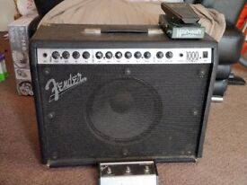 Fender Roc Pro 1000 Guitar Amplifier