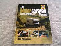 Haynes motor caravan manual.