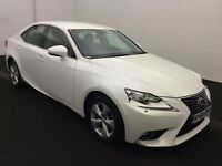LEXUS IS300H HYBRID 64 PLATE 2014 1 OWNER 2 KEYS NOT TOYOTA PRIUS BMW 5 SERIES OR E220 2012 2013