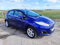 2015 (65) Ford Fiesta 1.0 Petrol Zetec – 29.000 Miles & Full Service History - MOT Jan 22