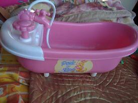 Baby Peek a Poo Play Toy Bath Tub Giant