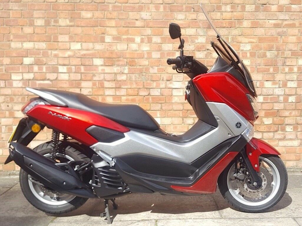 Yamaha Nmax 125cc (66 REG), Excellent Condition, One Owner, Only 1583 Miles!