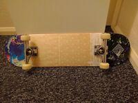 Full custom skateboard