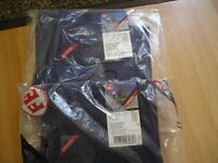 2 pires of engel workwear trousers.