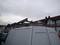 Roof Rack for a Fiat Scudo Van