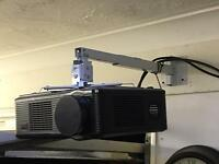 HD LED Projector with mount