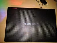Laptop Toshiba for sale or & swap