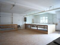 3600sqft Creative Space- Haringey Warehouse District. Multiuse! 2 months free!
