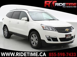 2015 Chevrolet Traverse LT AWD - Backup Camera, Alloy Wheels