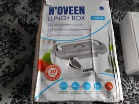 Cheap. Electric lunch case. Brand New boxed. Collect today cheap