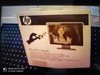 Very cheap. HP monitor. Brand New boxed. Collect today cheap.