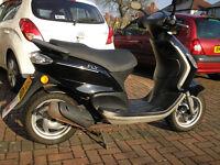 Piaggio Fly 50cc scooter 2012/62