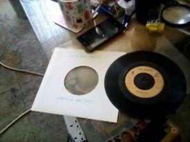 7inch Dr. & The Medics - Spirit in the Sky. Vinyl record IRM 113.