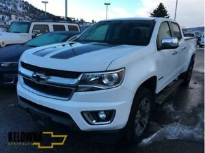 2015 Chevrolet Colorado LT | Leather | Apple CarPlay | 4X4 | Cre