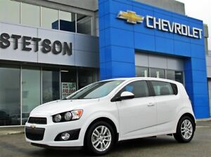2014 Chevrolet Sonic LT Manual Sunroof Heated Seats Appearance P