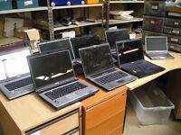 Joblot of PC Laptops spares or repairs