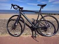 Ridgeback Advance 7.0 Road Bike- 56cm frame.