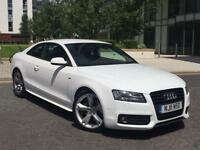 2011 AUDI A5 2.0 TFSI S LINE BLACK EDITION (AUTO) Only 2 Lady Owners/Full Service History/HPI Clear!