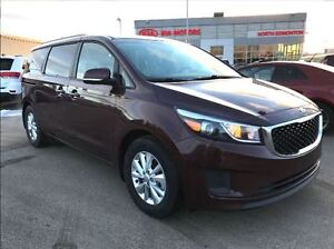 2017 Kia Sedona LX | Backup Camera | Heated Seats | ECO