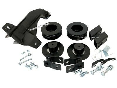 ReadyLIFT 2.5in Front Coil Spacer Track Bar Bracket 2011-2019 F250 F350 66-2726 2.5' Front Coil Spacers