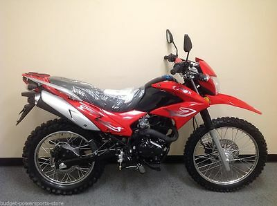 NEW 250 HAWK MOTORCYCLE  ENDURO FREE SHIPPING
