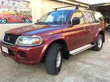 2000 Mitsubishi Challenger Wagon Eight Mile Plains Brisbane South West Preview
