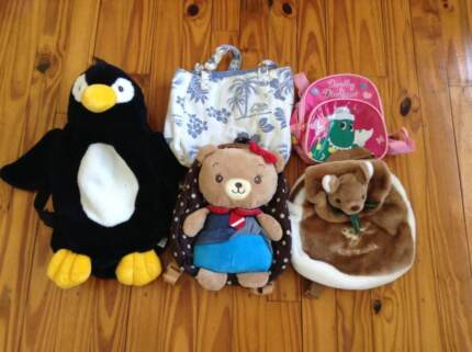 Toddlers/kids bags