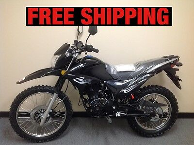 2017 Other Makes Enduro Hawk 250Cc   Free Shipping To Your Door   Black Dirt Bike 250Cc Enduro Dual Sports Fully Street Legal Fast And Powerful
