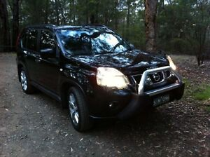 Diesel Nissan X-trail TL | Leather | Sat Nat | Tow and Nudge Bar Lapstone Blue Mountains Preview