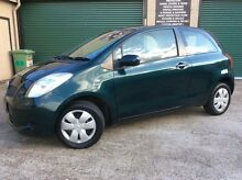 2007 Toyota Yaris  YR Hatchback Low KLMS!!! Eight Mile Plains Brisbane South West Preview